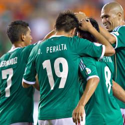 Guyana vs México  eliminatorias rubmo a Brasil 2014